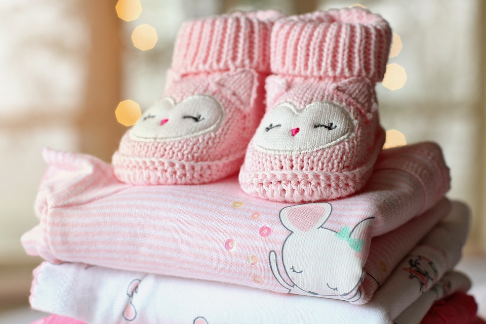 Try to be a minimalist when buying baby clothes. Your newborn is cute enough on his or her own!