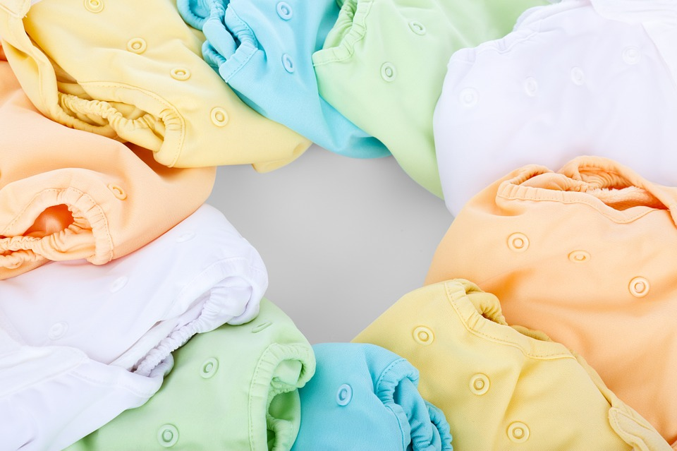 Cloth diapering is a cute and surprisingly easy way to save the environment.