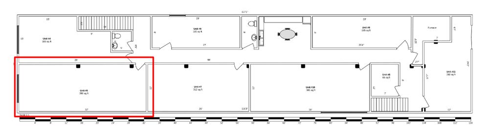 Floor-plan-unit-5-second-floor