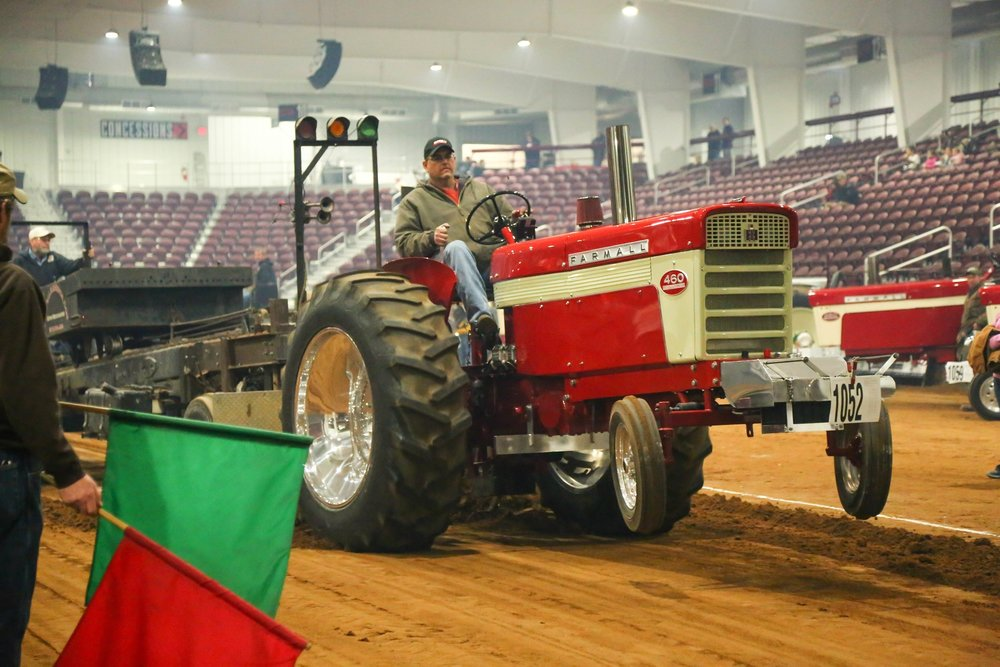 VTPA Tractor Pull