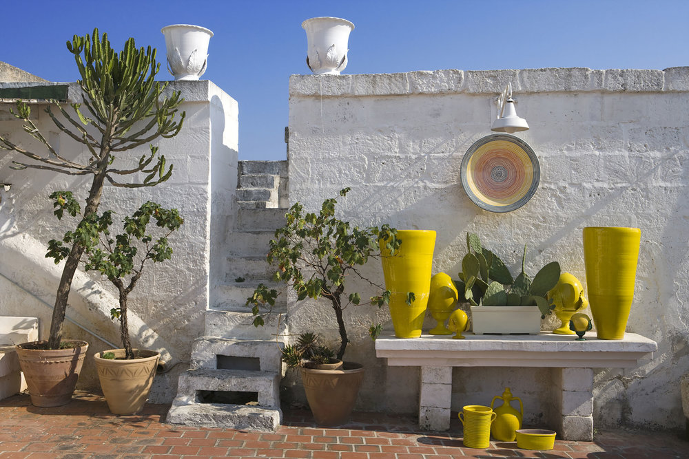 In Conversation with Ceramists Giovanna Alò and Enza Fasano on Perfect Local Day by UNCOVR Travel