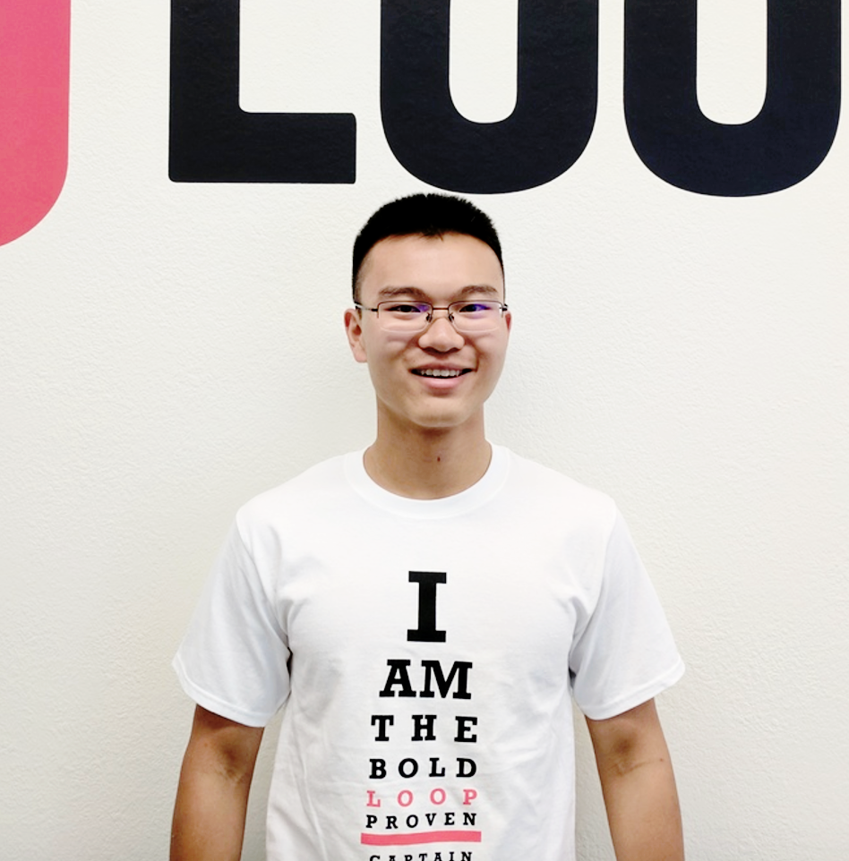 "Tony Pan ""I'm looking forward to sharing an exciting new way for students to connect with my friends and being able to influence the app's development"" - University Liggett School"