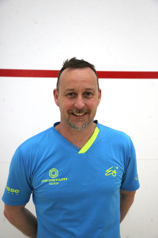 Nick Taylor - Director, INFINITUM Squash - Sudbury, MA