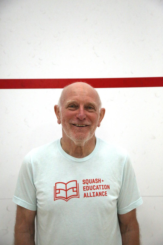 Bryan Patterson, Director of Squash - CitySquash - Bronx, NY