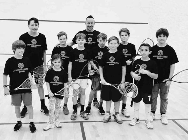 INFINITUM Squash Nick Taylor Junior Academy