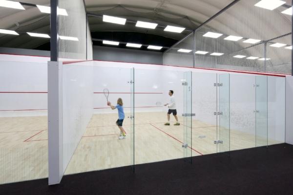 Infinitum Squash Facility