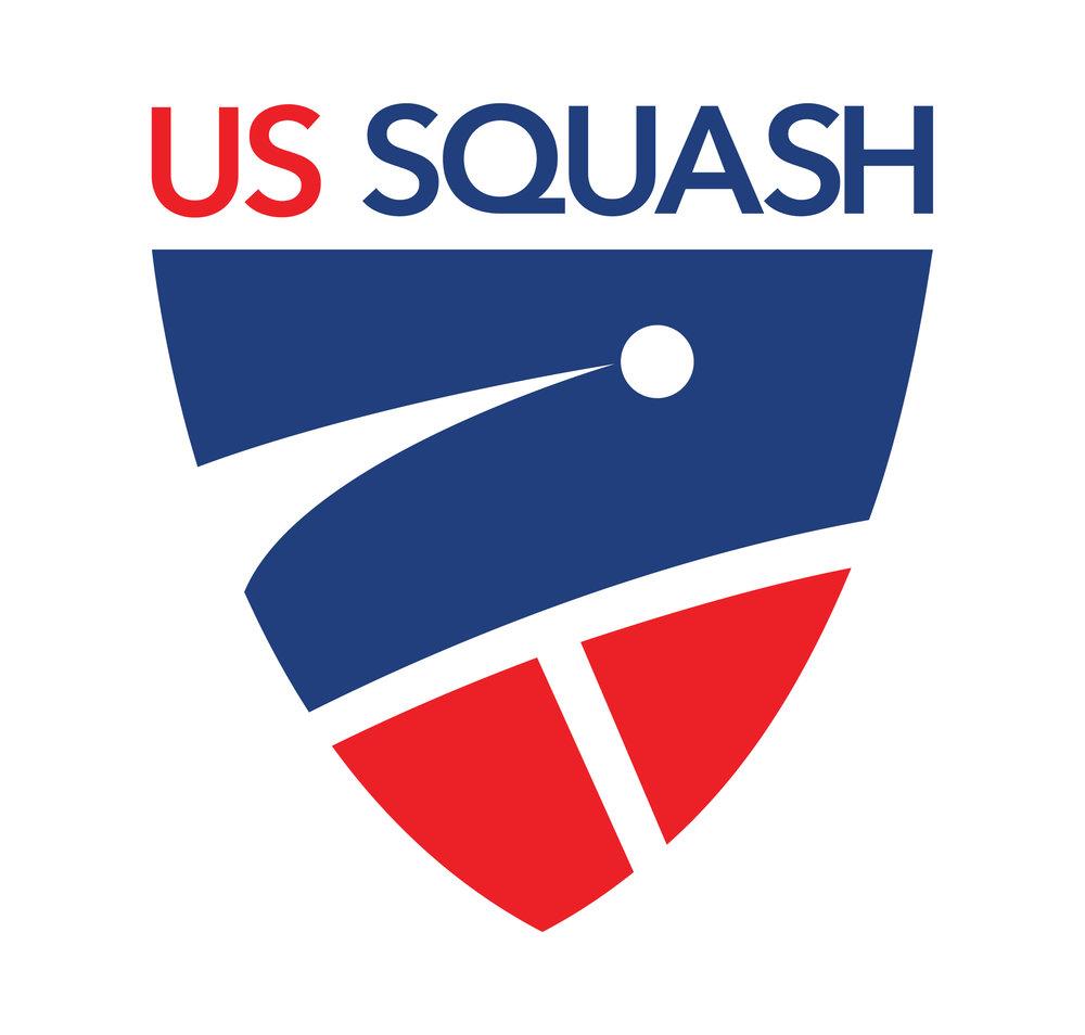 US Squash Logo INFINITUM Squash Junior Silver Tournament