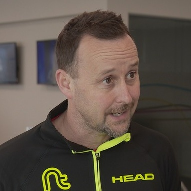 Jersey's Director of Squash to Leave After Nine Years -