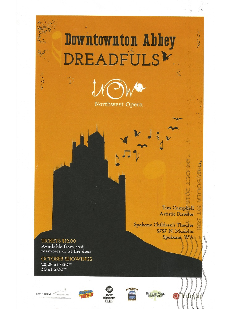 Downtownton Abbey Dreadfuls