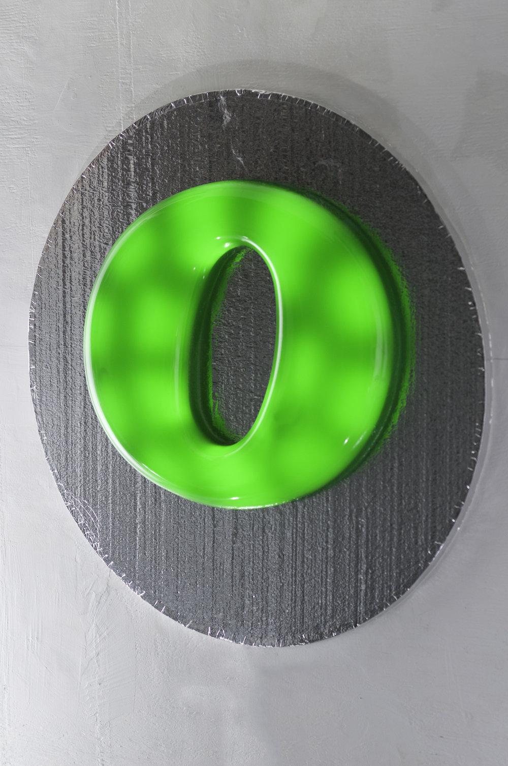 """""""O"""" 3/4 View"""