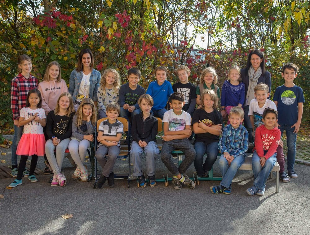 Klassenlehrerin Jesica Rittstieg & Stützlehrerin Schirin Stock