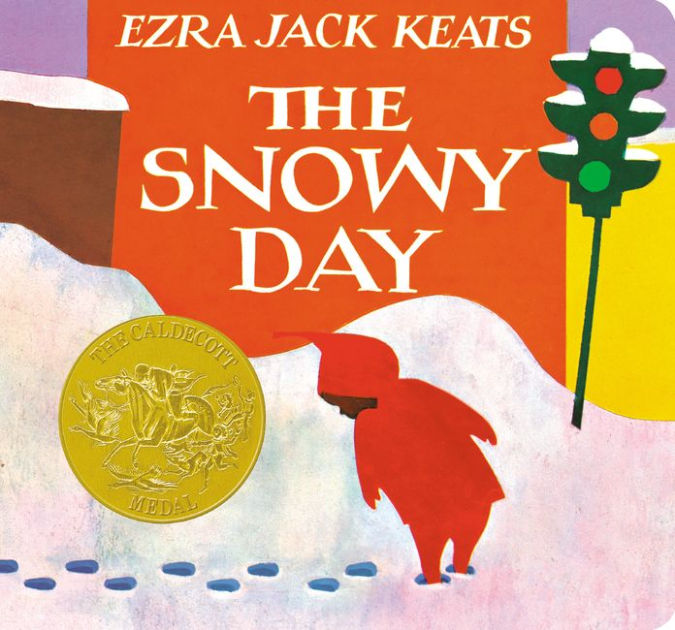 This week's make a mess will be inspired by THE SNOWY DAY by Ezra Jack Keats!