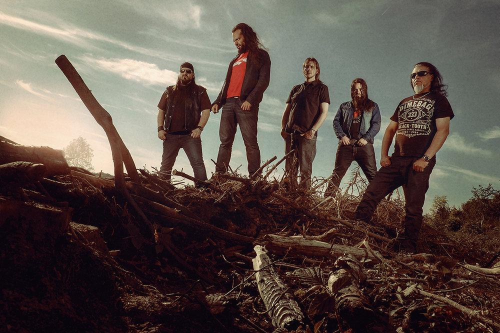 KomaH - Metal band from Belgium