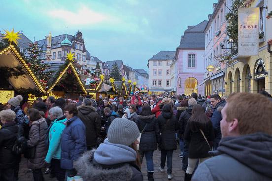 Marché de Noel Luxembourg