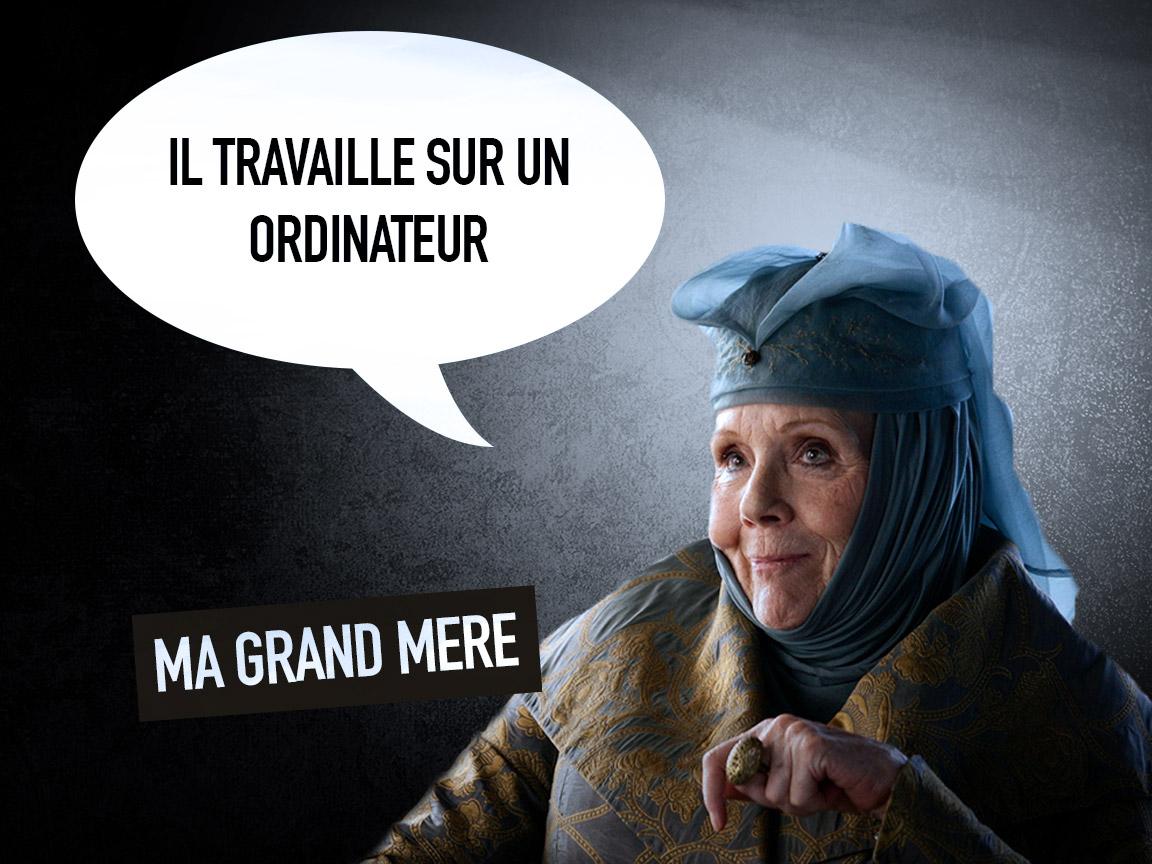 grandmere by .