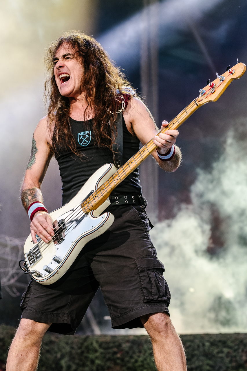 Iron Maiden, Graspop 2018