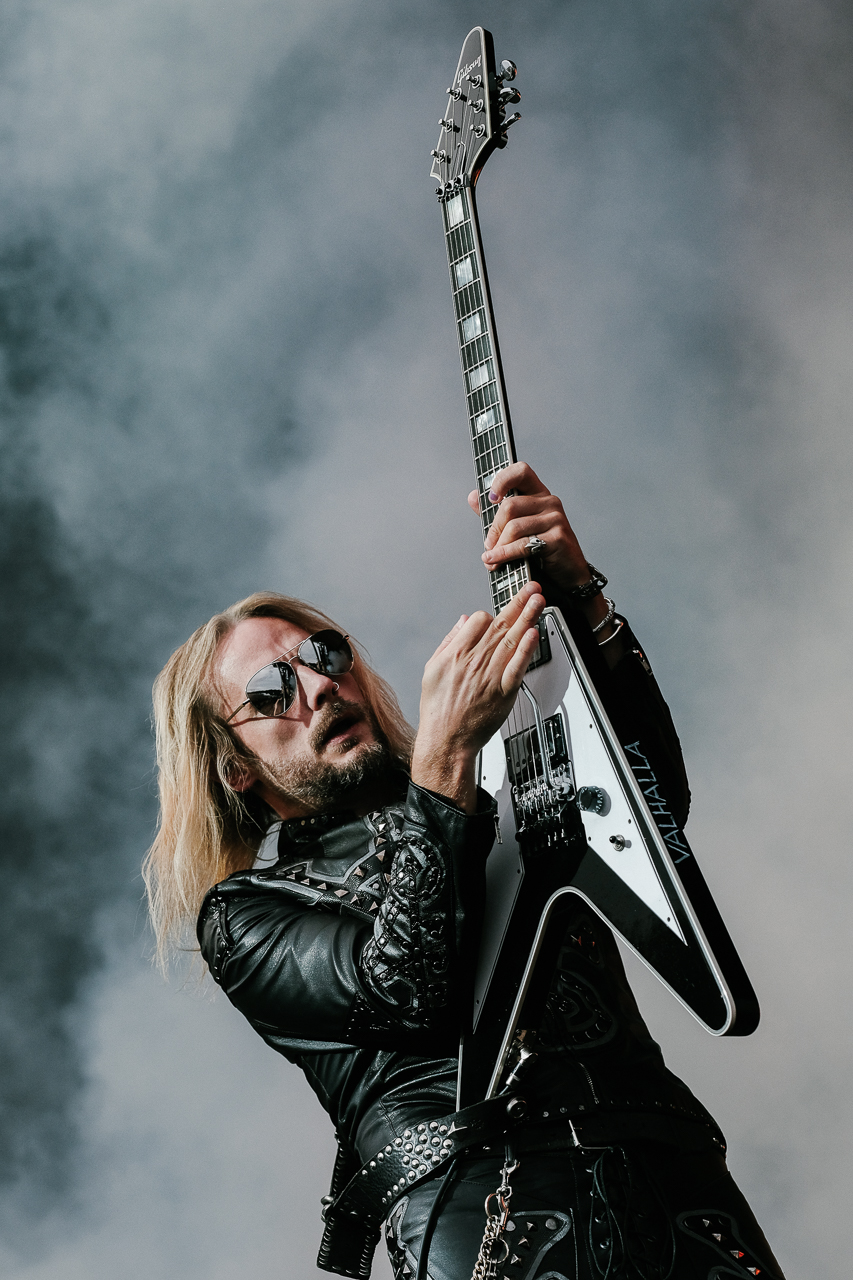 Judas Priest, Graspop 2018