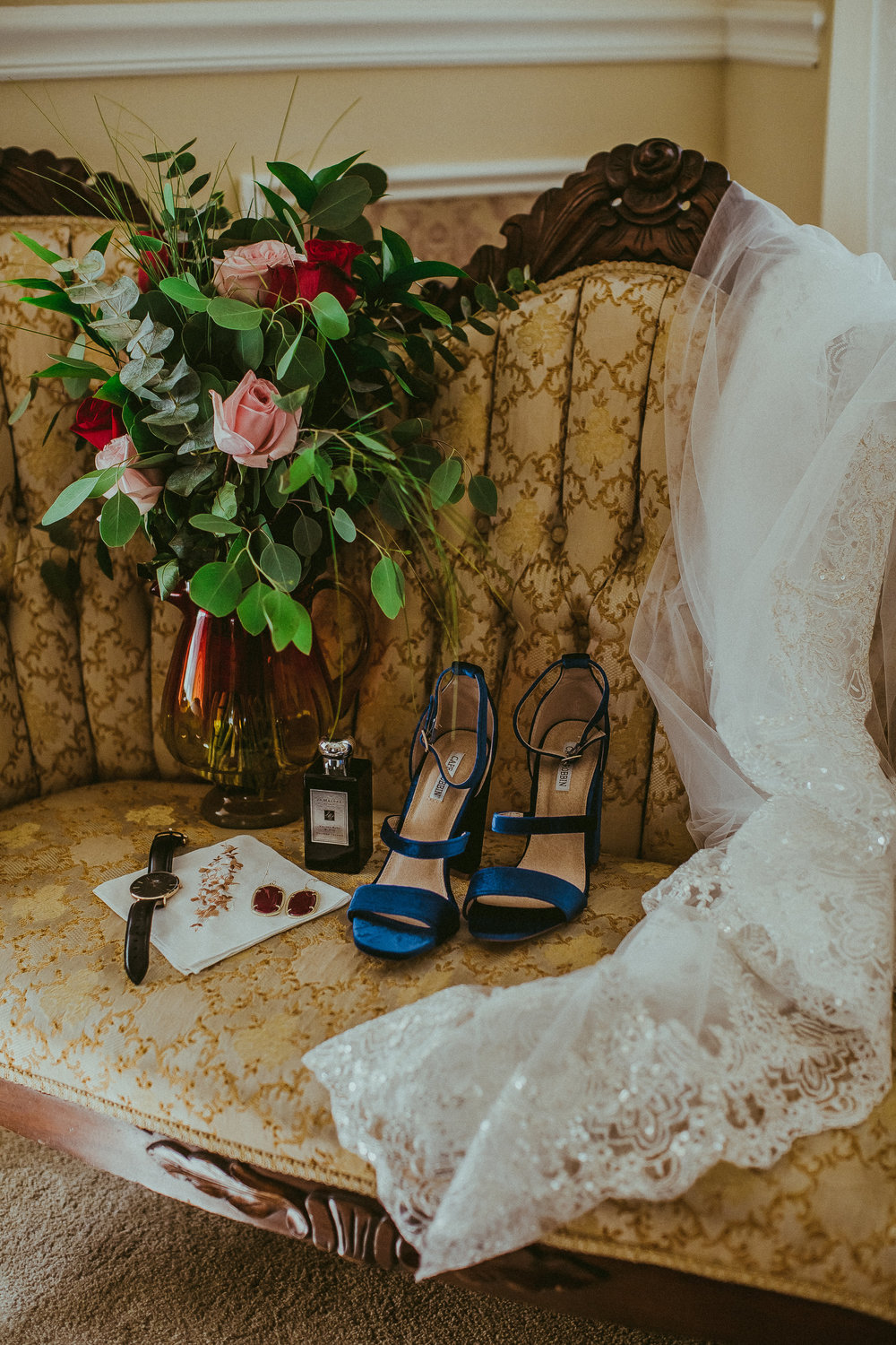"""""""Ardour was crucial to the design, set up and execution of my wedding. Everything was perfect. 10 out of 10, would recommend"""". Keith- groom"""