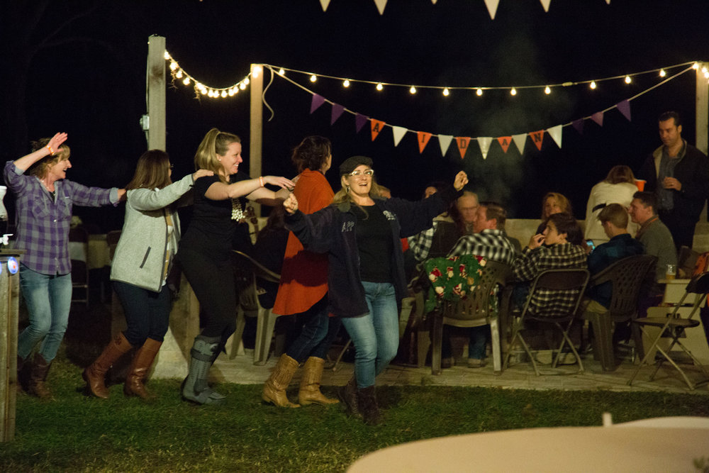 And when your client says she wants you to lead the conga line, well… you lead the conga line!  Thanks Kara Lehman for capturing the magic!