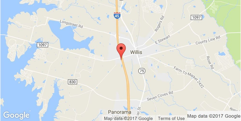 Willis - Start your online order now!
