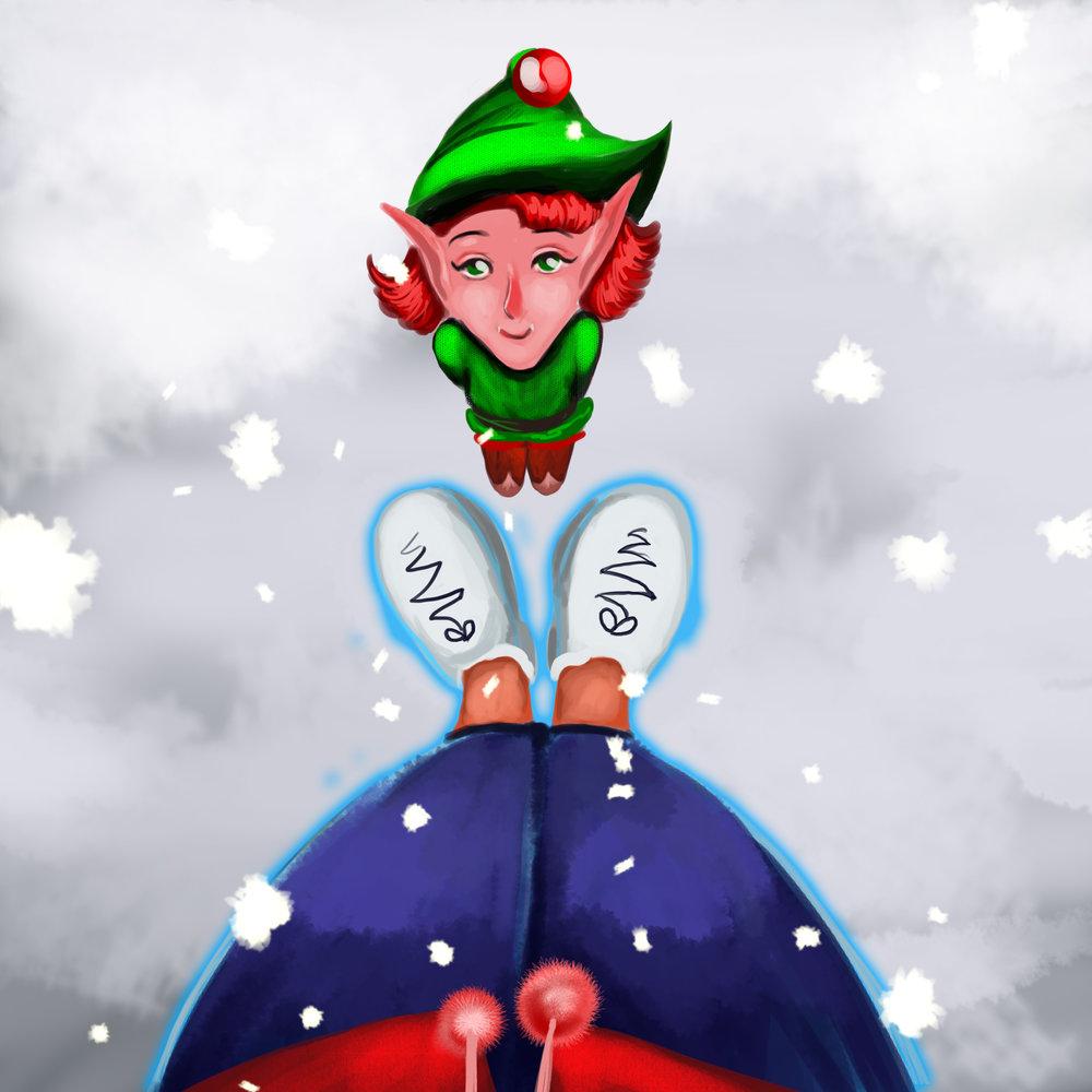 Gabriel the Elf.
