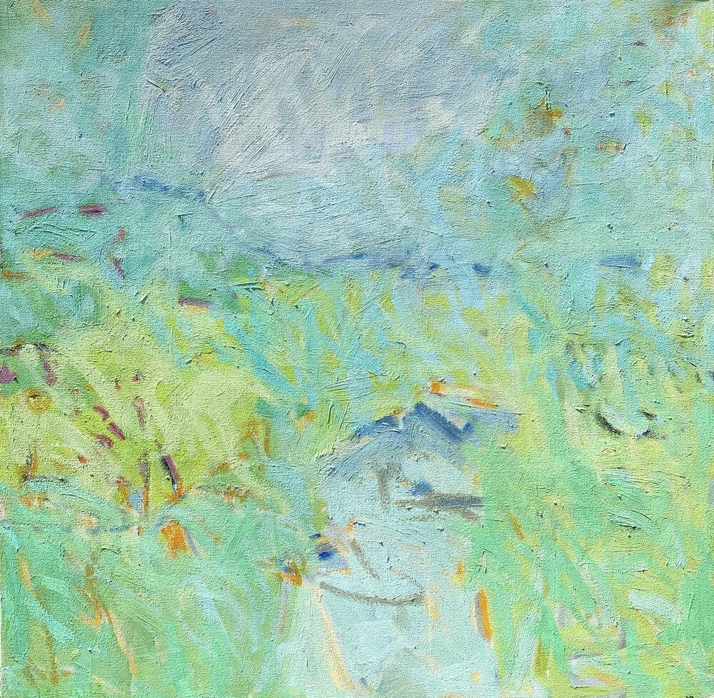 Spring Field, 36x36