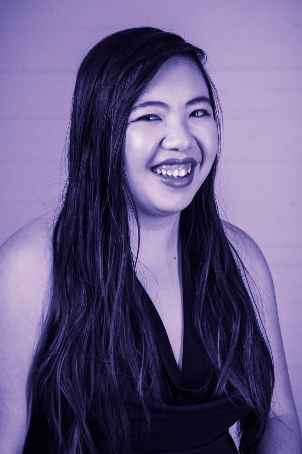 Aimy Tien Co-Director of Operations   In addition to handling the business and day-to-day operations of the collective, Aimy is a Chicago-based producer, actor and writer. Her work focuses on bringing the stories of people of color and marginalized groups to the page, stage, and screen. Learn more about Aimy and her upcoming productions and shows at  AimyTien.com