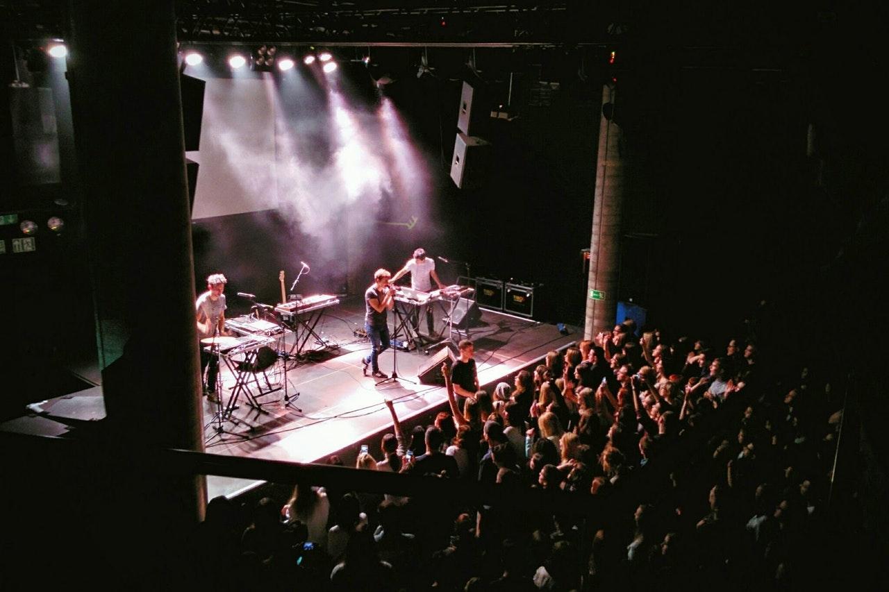 Gig Promoters In Brighton — Studio Muso