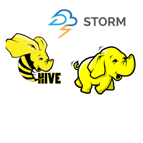Data & Analytics - Hadoop/Spark/EMRPig/HiveStorm