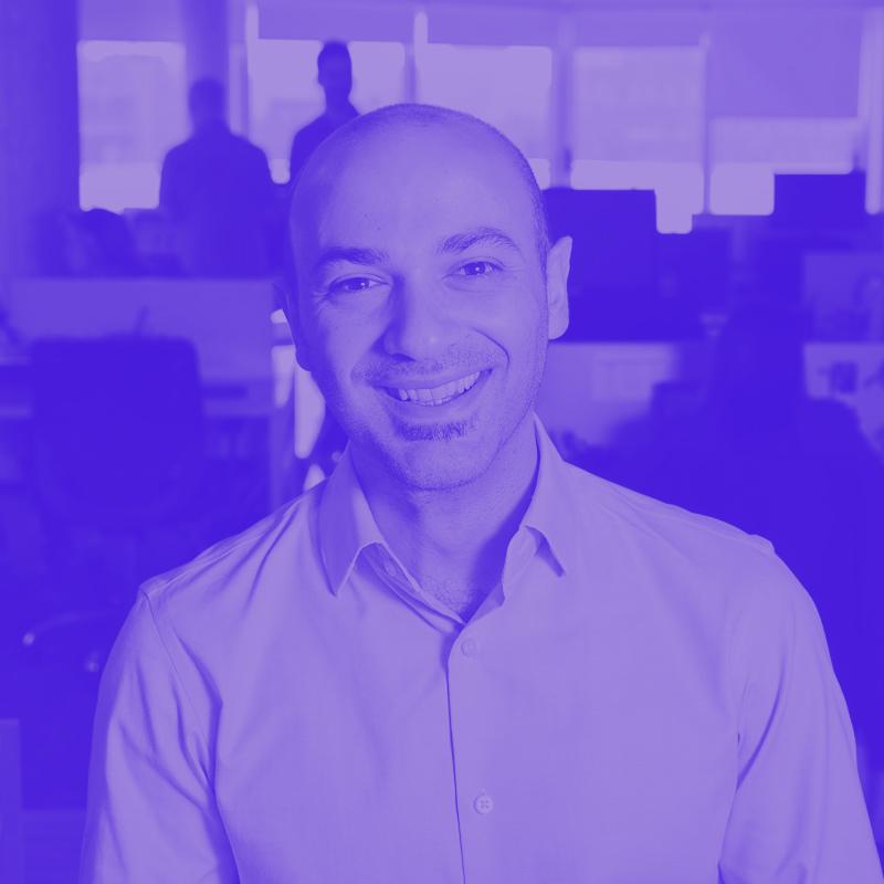 Juan Marcos Enriquez  - Product Manager