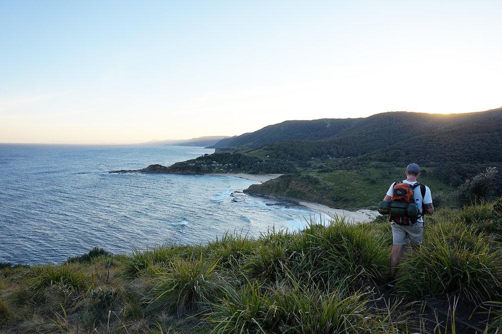 Hiking the Royal National Park Coast Track