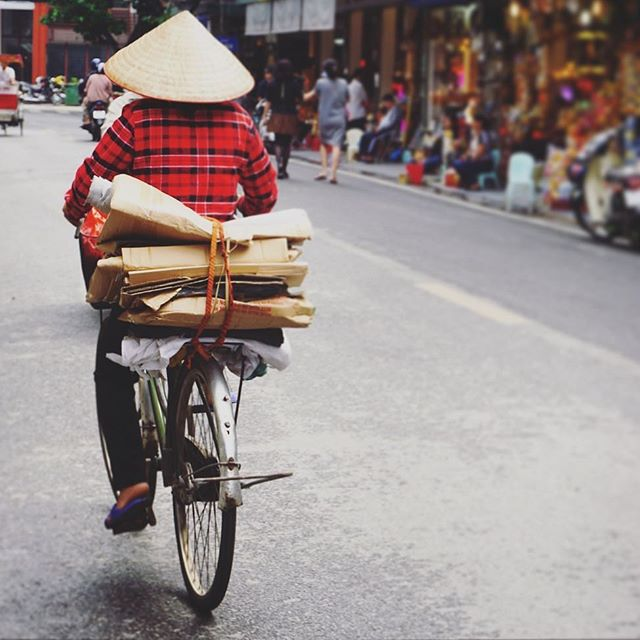 Loving Vietnam 🇻🇳 #hanoi #vietnam #vietnamese #asia #wayakena #exploring #bike #traditional #southeastasia #vibes #mytinyatlas #letsgosomewhere #dametraveler #welltravelled #travelstoke #stayandwander #travelawesome #theglobewanderer #lonelyplanet #roamtheplanet #exploremore #bbctravel #traveldeeper #exploringtheglobe #flashesofdelight #theoutbound #finditliveit #tasteintravel #theprettycities #welivetoexplore