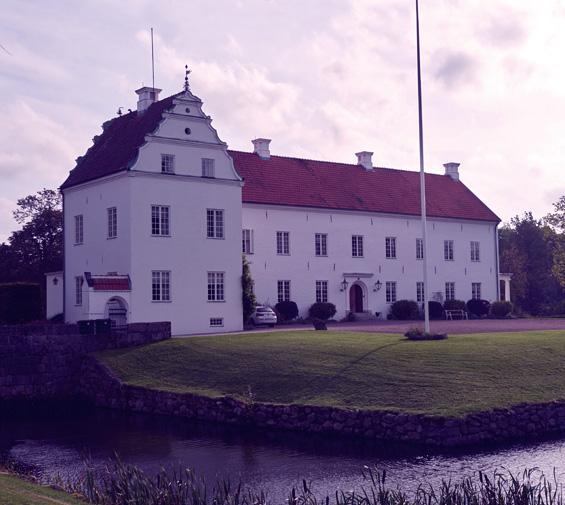 Ellinge Castle - Sweden