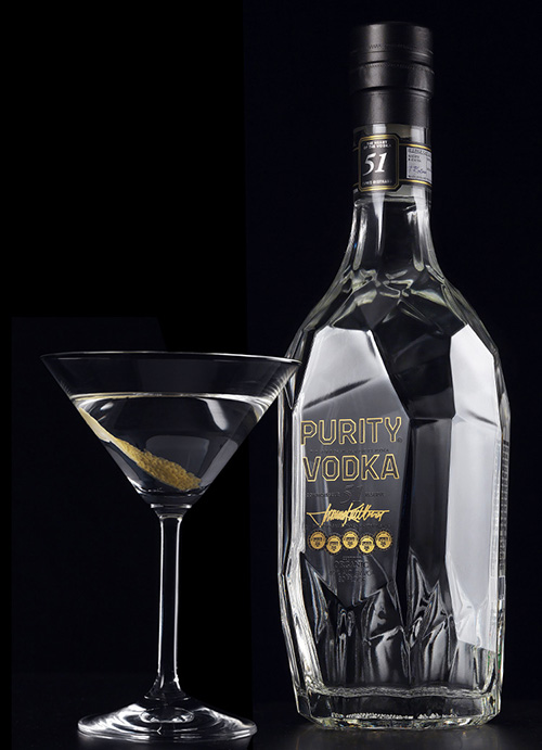 For the true connoisseur, Purity 51 is our most refined and exquisite vodka. Incredibly smooth and distinctive, this is our flagship spirit that requires very little to enjoy all the nuance and flavor that the world's finest vodka has to offer. When it's this good, you don't need anything but time to enjoy it.