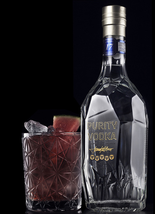Purity 17 is a versatile and full-bodied ultra-premium vodka, and is the perfect partner for making unforgettable cocktails. Distilled 17 times, it is smooth enough to enjoy neat but really shines when blended with other distinguished ingredients. Try it and you'll see, perfection loves company.