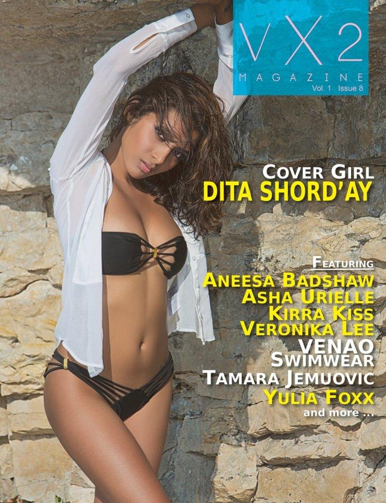 VX2 Magazine Vol. 1 Issue 8
