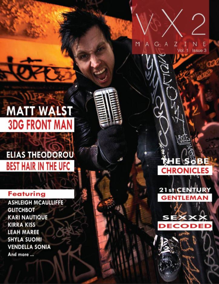 VX2 Magazine Vol. 1 Issue 3