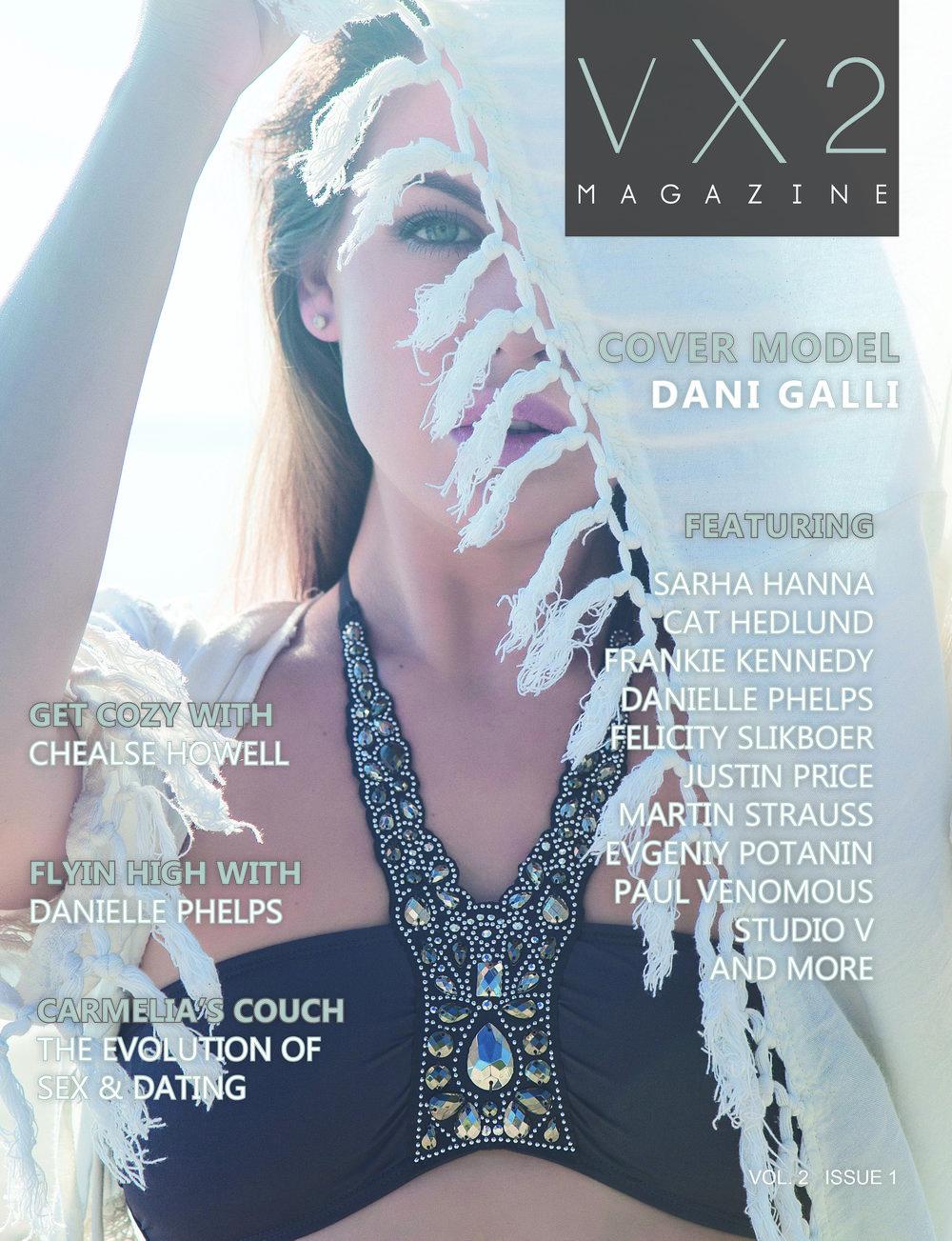 VX2 Magazine Vol. 2 Issue 1