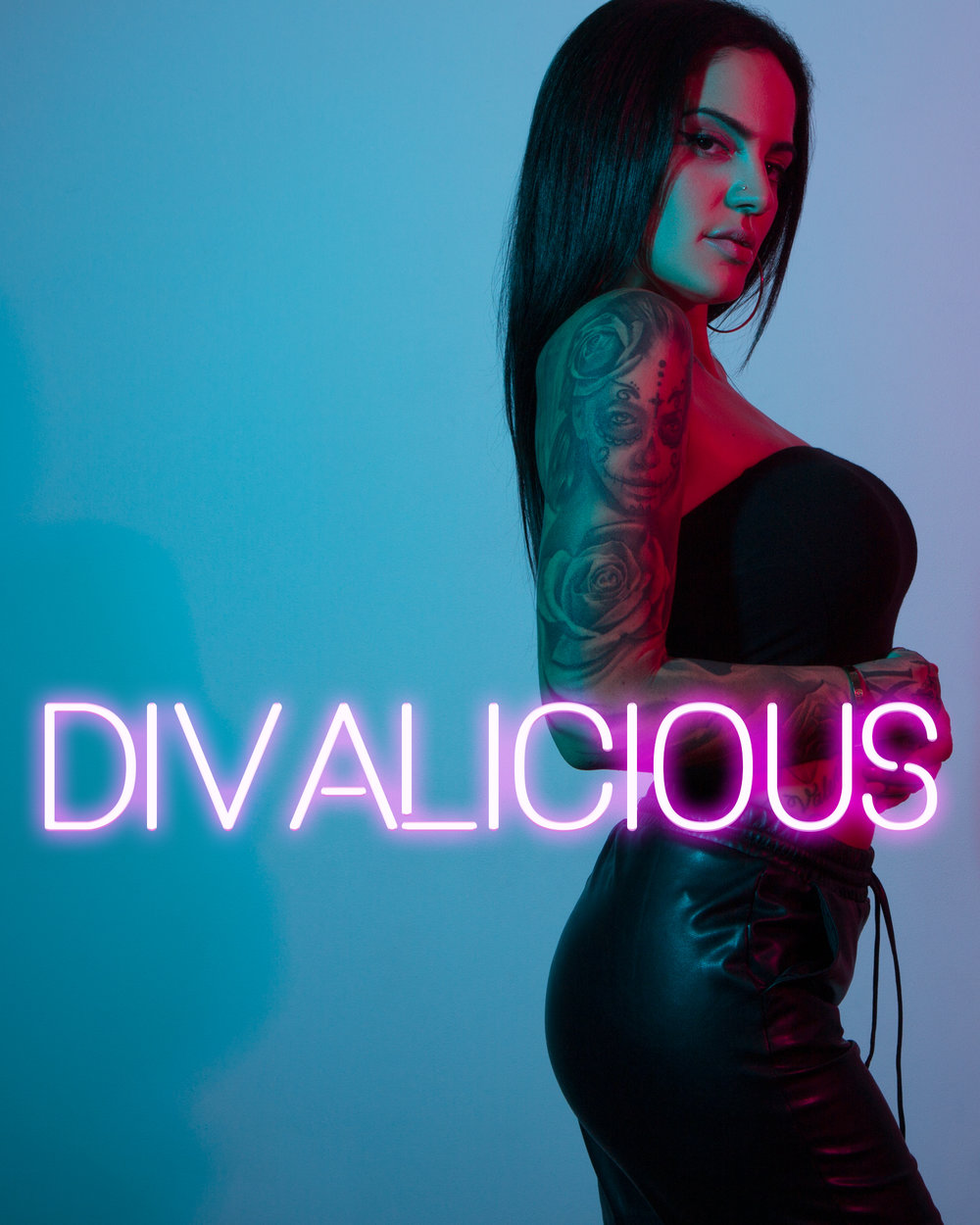 DIVALICIOUS   Ya well whatever. . .   Go To Show
