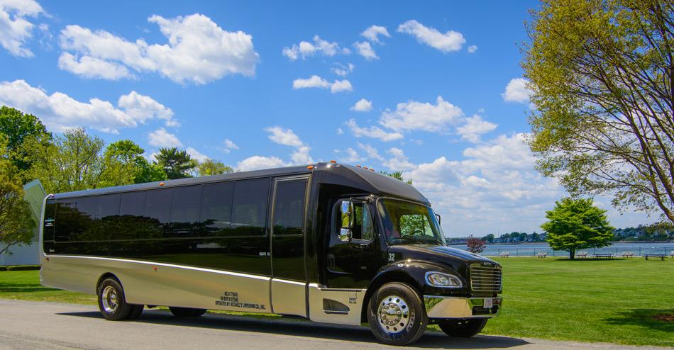 32 Passenger Coach Limousines