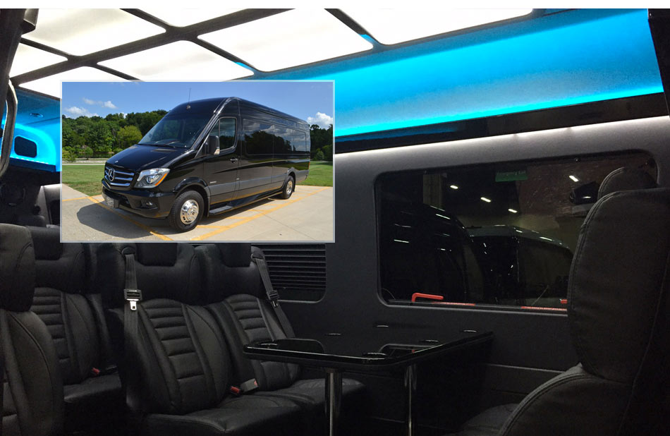 Mercedes Sprinter Shuttle