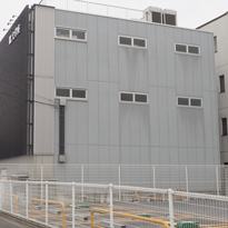 Current photo of where Hayashi Sensei's Reiki clinic was located in Toyko.