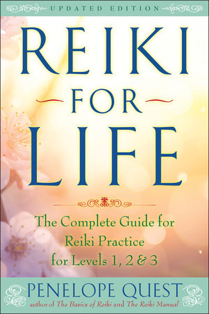Reiki For Life - by Penelope QuestAn exciting and comprehensive handbook, Reiki for Life contains everything readers need to know about the healing art of Reiki, including basic routines, details about the power and potential of each level, special techniques for enhancing Reiki practice, and helpful direction on the use of Reiki toward spiritual growth.Purchase on Amazon