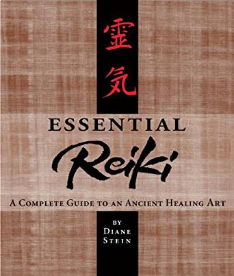 Essential Reiki - by Diane SteinTeaching from the perspective that Reiki healing belongs to all people, Diane Stein breaks new ground in her classic guide to this ancient practice.Purchase on Amazon