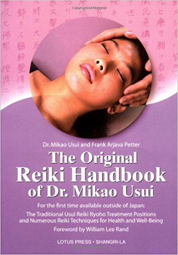 The Original Reiki Handbook of Dr. Mikao Usui - by Mikao Usui and Frank Arjava PetterTranslated to English for the first time, Dr. Usui's hand positions and healing techniques can now be studied directly.Purchase on Amazon