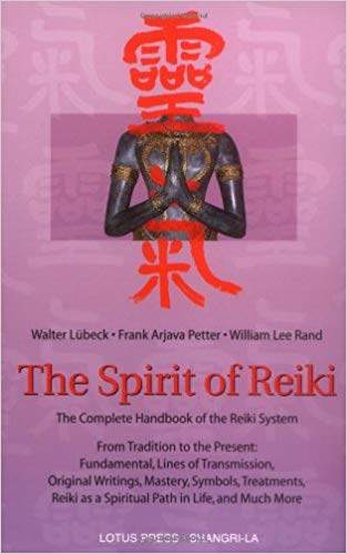 The Spirit of Reiki - by Walter Lubeck, Frank Arjava Petter and William Lee RandThe Spirit of Reiki contains a wealth of information on Reiki never before brought together in one place. The broad spectrum of topics range from the search for a scientific explanation of Reiki energy to Reiki as a spiritual path.Purchase on Amazon