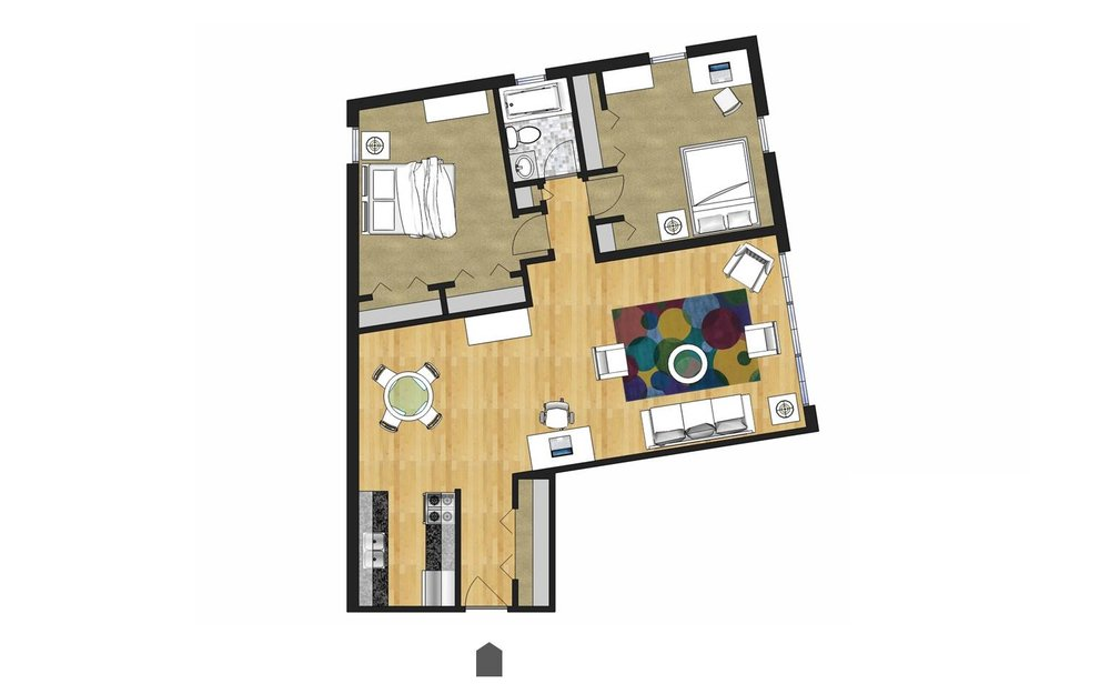 CT-2 Bed 1000sqft JPEG - Copy.JPG