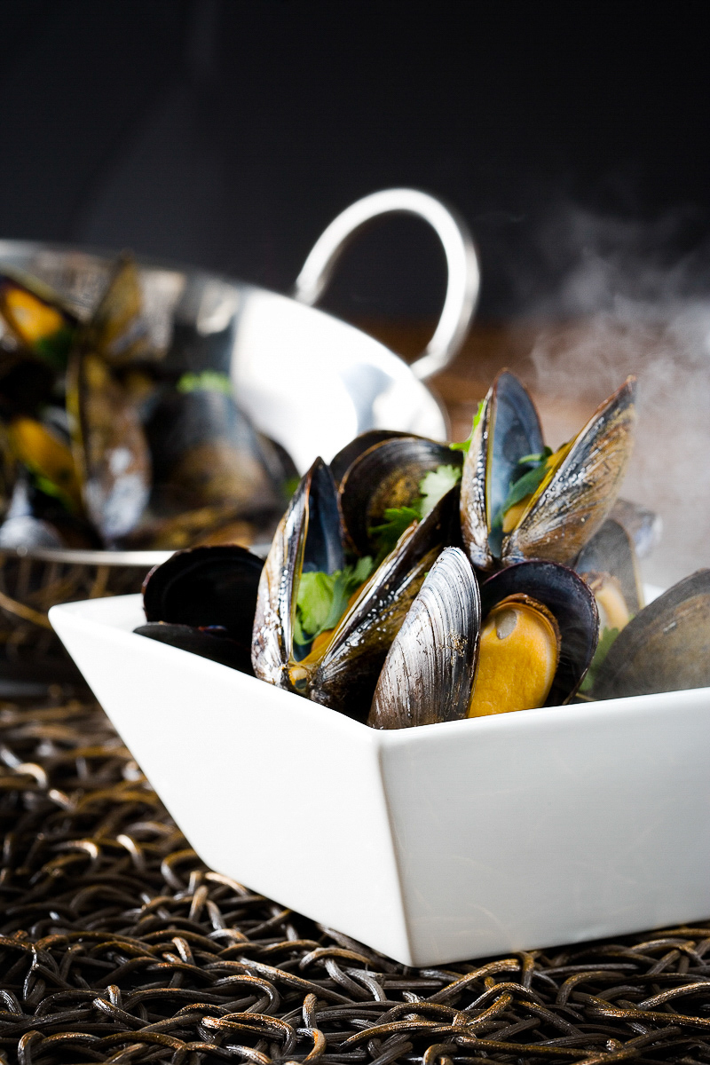 Copy of Steam Mussels