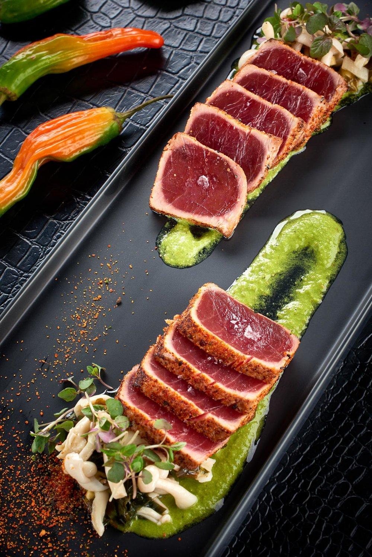 Copy of Seared Tuna