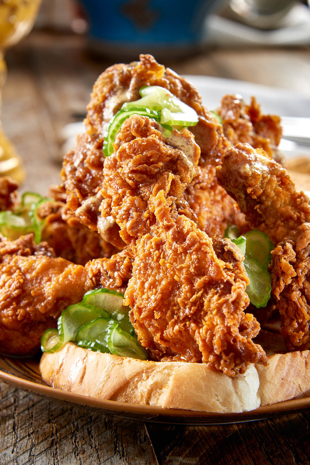 Copy of Fried Chicken and Waffle